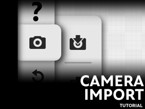 Camera Import