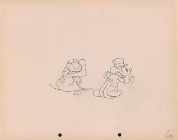 Minnie Mouse Animation