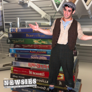 Newsies Photo Booth 11