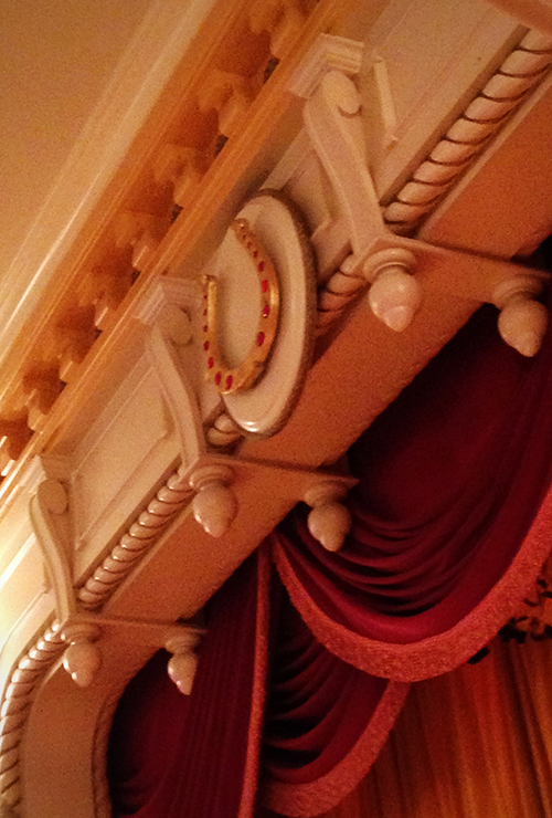 THe Golden Horseshoe at the Revue
