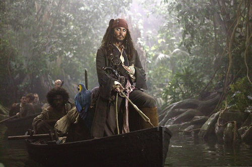 Disney Menswear Jack Sparrow