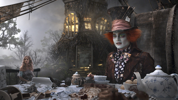 Hatter_Alice In Wonderland_Cheshire_Cat