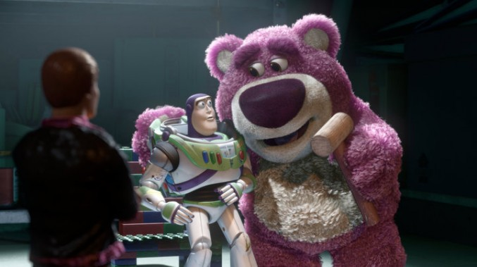 Toy Story Lessons Lotso Buzz Lightyear