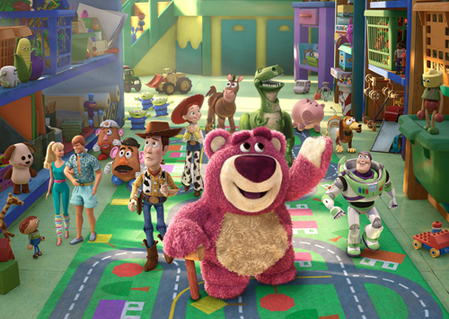 You're Great Lotso