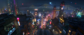Announcing Big Hero 6Coming 2014 from Walt Disney Animation Studios Announcing Big Hero 6Coming 2014 from Walt Disney Animation Studios